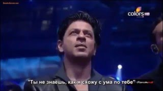 aadesh shrivastava suno na suno to shahrukh khan 6th royal stag mirchi music awards march 2014
