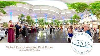 Virtual Reality Wedding First Dance - Full thumbnail