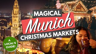MUNICH CHRISTMAS MARKET GUIDE 2019 | 10 Munich Xmas Markets to Visit (According to a Local!)