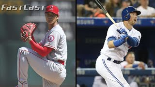 MLB.com FastCast: Ohtani debuts on mound - 4/1/18