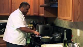 Marinated Black Tiger Prawns With Cajun & Garlic Herb Butter Sauce : Cajun Food Recipes