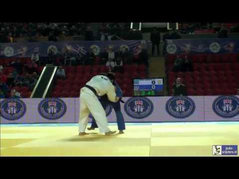 Judo 2014 Grand Prix Tbilisi: Mailashev (KAZ) - Kaldani (GEO) [-66kg]