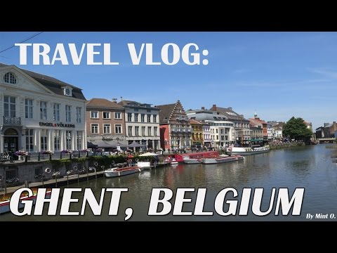 TRAVEL: A Day Trip in Ghent, Belgium
