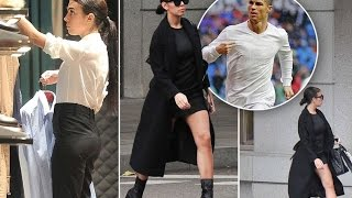 Cristiano Ronaldo's New Girlfriend Georgina Rodriguez Gets Back To Her Day Job After Disneyland Trip