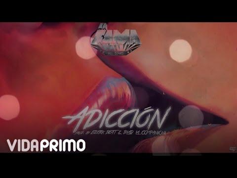 """Jamby """"El Favo"""" X Mr. D - Adicción [Lyric Video]"""