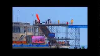 Jack The Lad Jumps - Worthing Birdman 2012