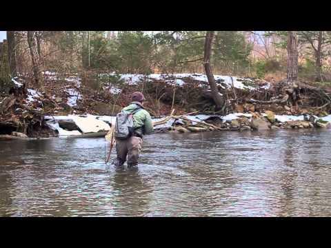 Fly Fishing Yellow Creek Bedford, Pennsylvania