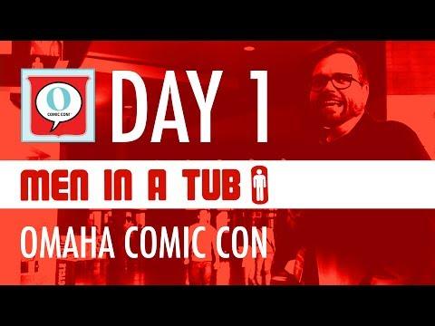 Omaha Comic Con 2017: DAY 1