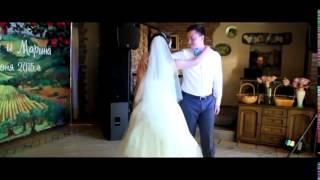 Волшебный свадебный танец Сергея и Марины Обрезка 01