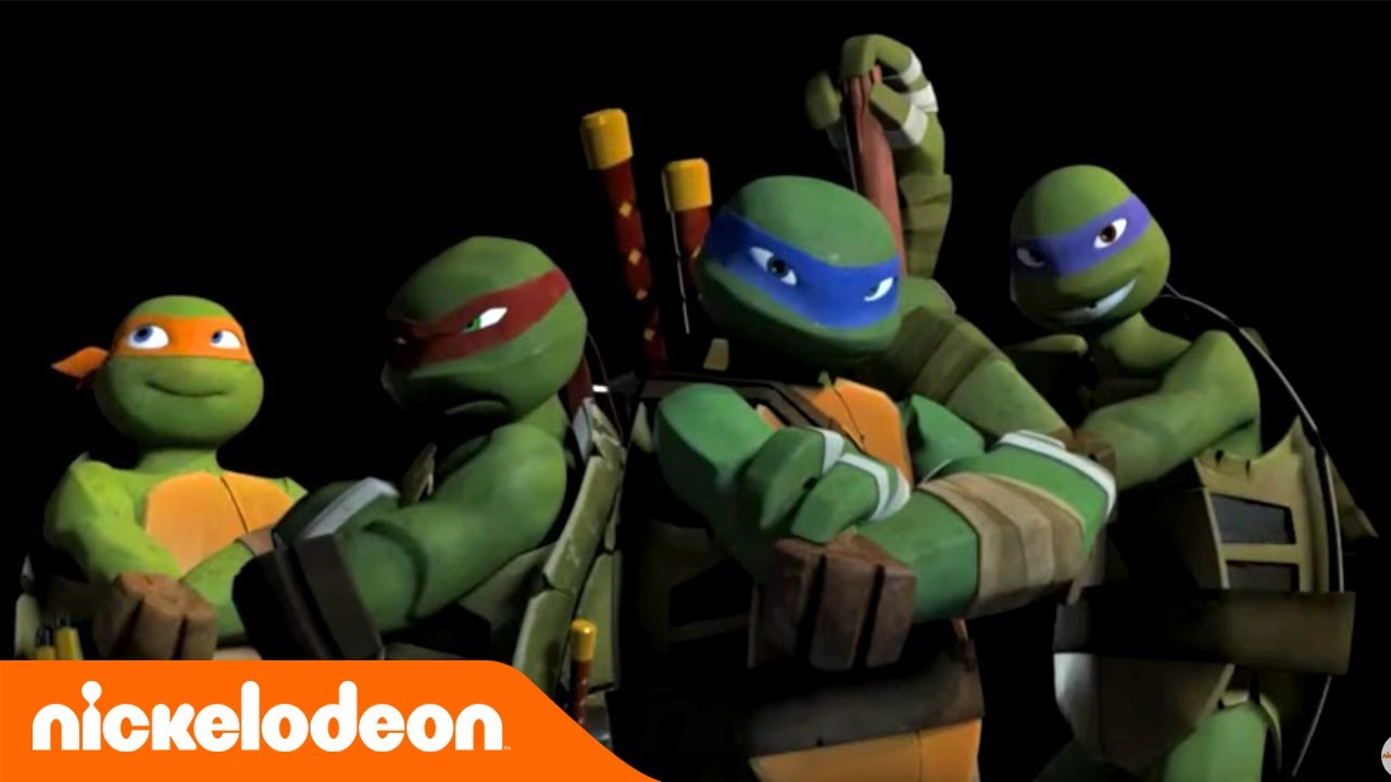 Teenage Mutant Ninja Turtles Original Titelsong Nickelodeon