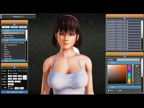 how to download honey select english