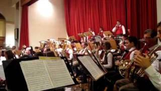 frühlingskonzert der Strochner Trachtenmusikkapelle Dorfgastein