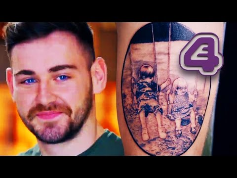 Brother's Emotional Memorial Tattoo To Sister  | Tattoo Fixers