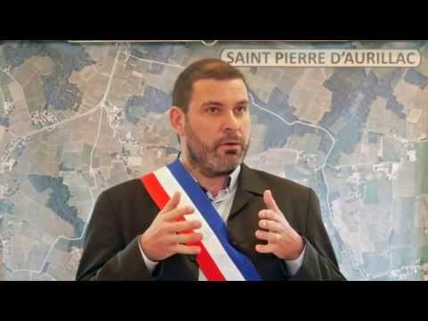 Election du maire à St Pierre d'Aurillac
