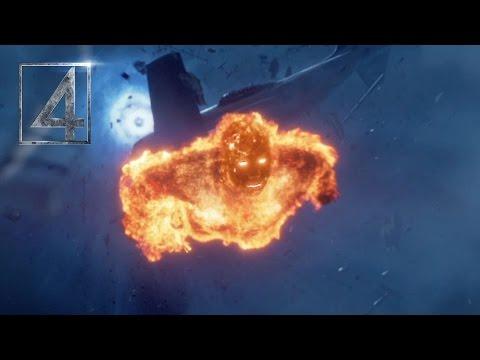 Fantastic Four | American Ninja Warrior Sneak Preview [HD] | 20th Century FOX