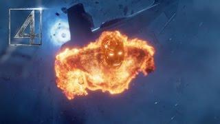 Fantastic Four   American Ninja Warrior Sneak Preview [HD]   20th Century FOX
