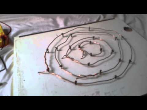 Ratoeira Elétrica em Circulo - Mata e torra o rato