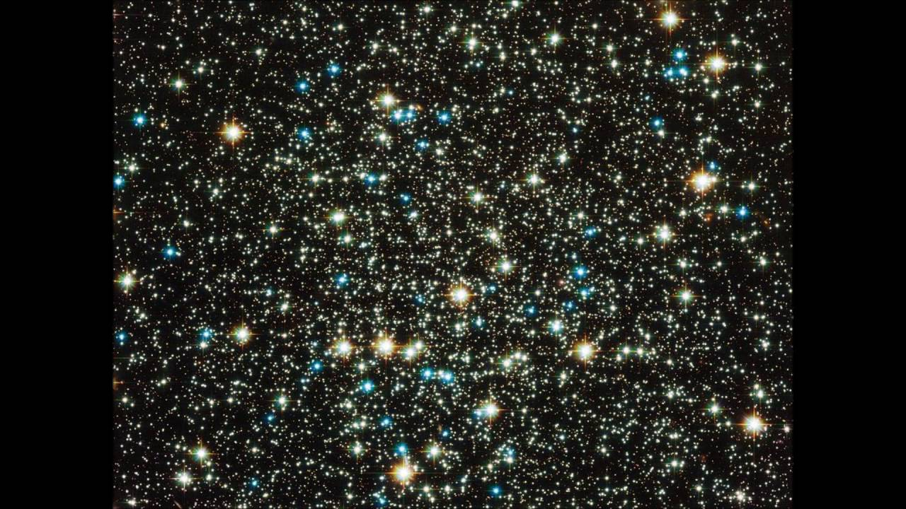 hubble galaxy field - HD 1024×768