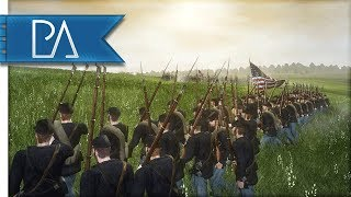 BATTLE OF CEDAR MOUNTAIN (1862) - North & South: American Civil War Mod Gameplay