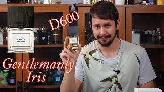D600 by Carner Barcelona Fragrance Review