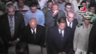 محافظ الغربية يتقدم جنازة محمد إسماعيل شهيد رفح بمسقط رأسه فى كفر الزيات