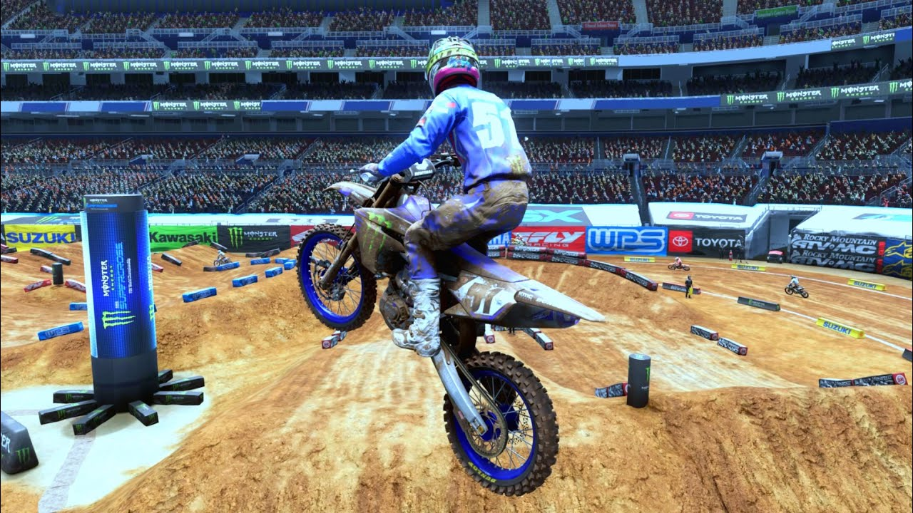 Supercross The Game 4 | First Look Early Gameplay | PS5 / XBOX Series X /  PC - YouTube