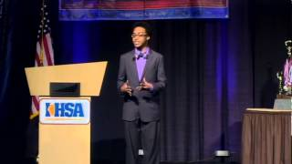 ihsa 2013 state champion informative speaking