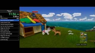 Petz: Catz 2 any% Speedrun 1:59:24.79 World Record