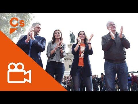 #TarragonaNaranja. Video resumen del acto con Inés Arrimadas thumbnail