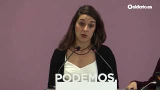 """Noelia Vera, sobre Soria: """"Merece una inspección, dado que estaríamos ante casos de cohecho"""""""