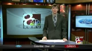 KOMU TV-8 9:00 Sports July 25, 2014