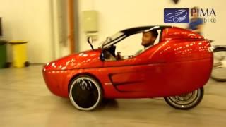 Hybrid Cab Bike Hawk -= PIMA =-