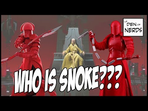 Who is Snoke | Star Wars Theory Explained - The Last Jedi Livestream Discussions