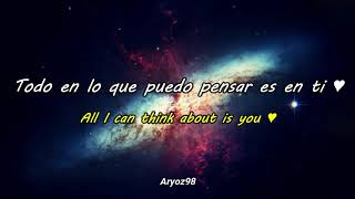 Coldplay  -  All I Can Think About Is You Lyrics letra ♥️(Sub. Español/Ingles)♥