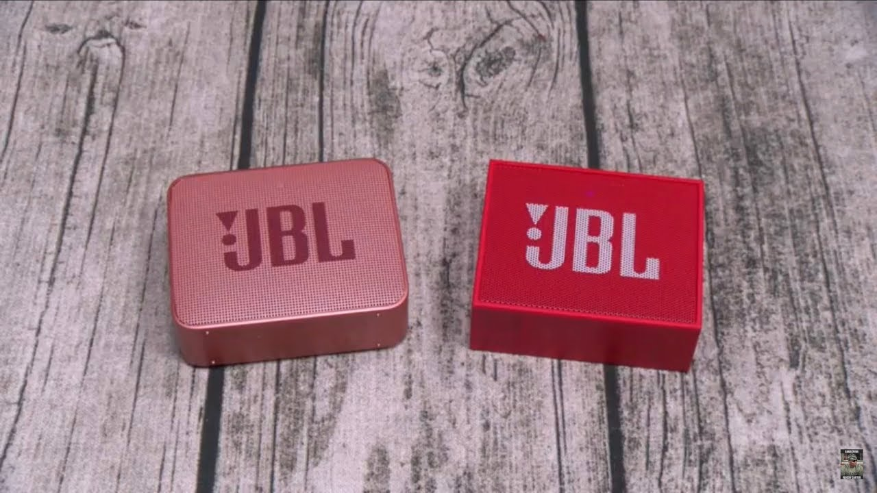 Jbl Go 2 This 40 Speaker Packs A Punch Youtube
