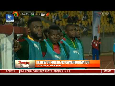 Nigeria Vs Cameroon: Nigeria Scraped The Best Deal Out Of Yaounde Analyst Pt.1 |Sunrise Daily|