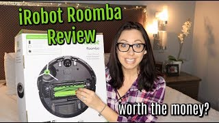 iRobot ROOMBA E6 REVIEW// IS IT WORTH THE MONEY// ROBOT VACUUMS 2018