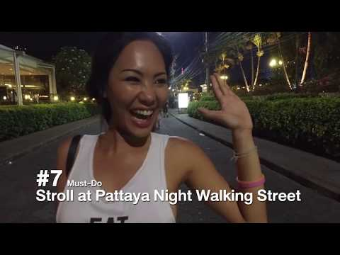 7 Must-Dos in PATTAYA, Thailand