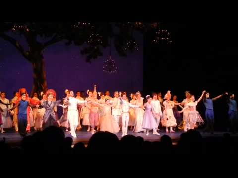 US Premiere of Cinderella by Christopher Wheeldon, San Francisco Ballet, 3 May 2013  Curtain Calls _