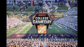 ESPN College GAMEDAY at JMU (James Madison University) - Documentary