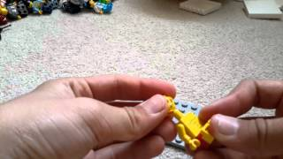 How To Make Lego WWE Superstars