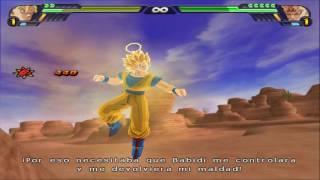 Gameplay Dragon Ball Z Budokai Tenkaichi 3 on PC