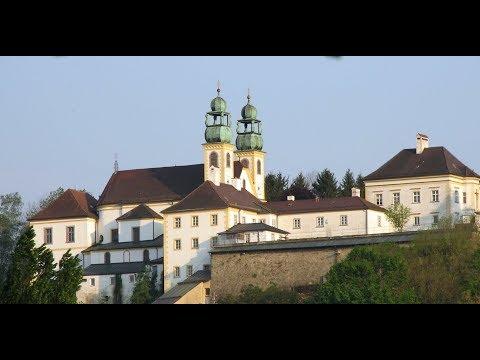 Passau - Wallfahrtskirche Mariahilf.