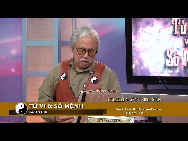 TU VI SO MENH 2020 02 21 PART 4 Gs TRI DUC