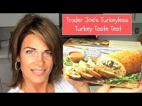Trader Joe's Turkeyless Turkey Review