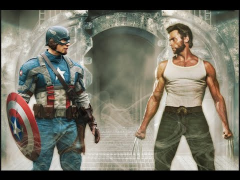 What if Wolverine was in Captain America: The First Avenger? (Fan) Trailer