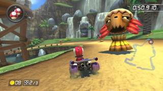 MK8: (3DS) DK Jungle: 1:59.990: Former 19th WW: Featuring The Spanish Inquisition