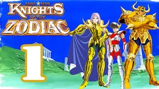 Saint Seiya: The Sanctuary Episode 1 – Aries & the Gold Ox!