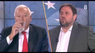 """debat Junqueras: """"No le vamos a quitar la nacionalidad a nadie"""""""