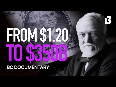 How Andrew Carnegie Became The Richest Man In The World